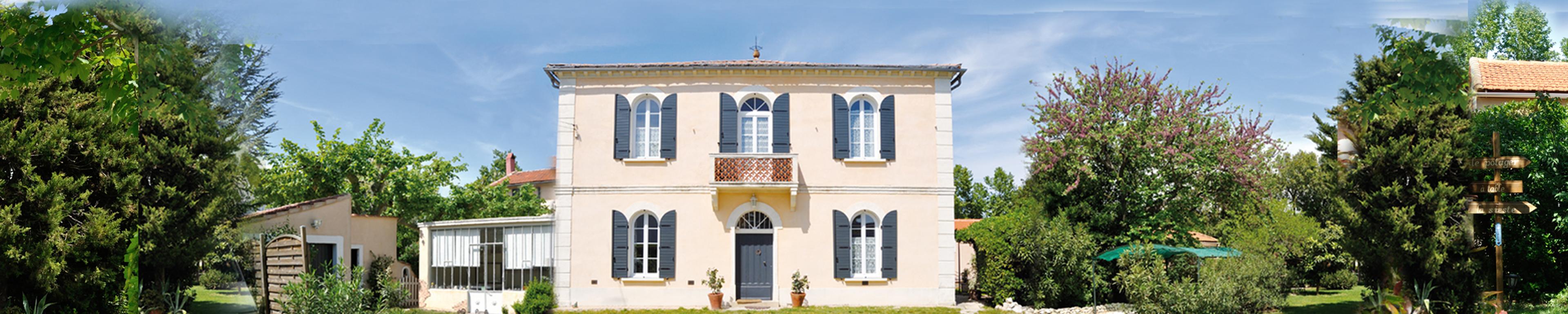 L Echo de France Chambres d h´tes en Avignon provence